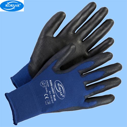 Outlet-Store geschickte Herstellung Bestbewertet echt Korsar Kori Light Blau Arbeitshandschuhe 1351317