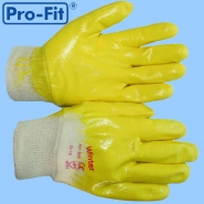 PRO-FIT Winter-Nitril-Handschuh 605